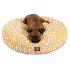 Majestic Pet Aruba Round Pillow Pet Bed - 78899550676