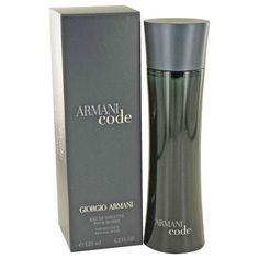 746fc5169fd Armani Code by Giorgio Armanieau De Toilette Spray 4.2 Oz