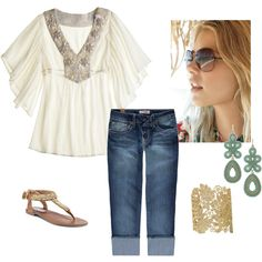 This is very me. created by stylistbrandi.polyvore.com