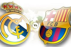 Today is the day!! EL CLASICO!!! Barcelona vs. Real Madrid!