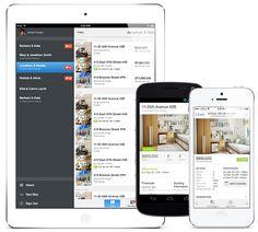 Agentfolio: mobile apps