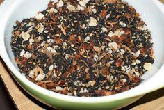 How to Make Organic Chai Tea - DIY Hand Blended Organic Chai Tea Mix Recipe by soapdelinews.com