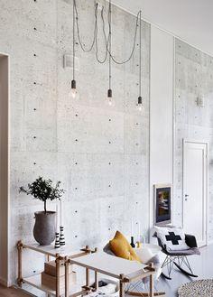 Blog wnętrzarski - design, nowoczesne projekty wnętrz: Norweski dom design…