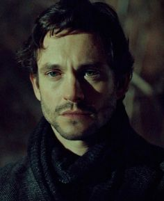 Will Graham is drowning in his mind on We Heart It