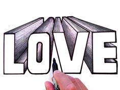 drawn love pencil drawing using drawn images to remember the vowels. graffiti the word love the word love in graffiti . pencil sketches of the word love emo love Art Drawings For Kids, Art Drawings Sketches, Easy Drawings, Pencil Drawings, One Point Perspective, Perspective Drawing, Graffiti Lettering, Graffiti Art, Graffiti Images