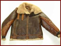 Leather A-2 Flight Jacket Photo Gallery