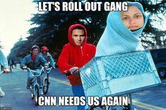 David Hogg ET - Let's roll out gang. Cnn needs us.