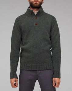 Woolrich dark trousers, nice dark sweater...me in winter.