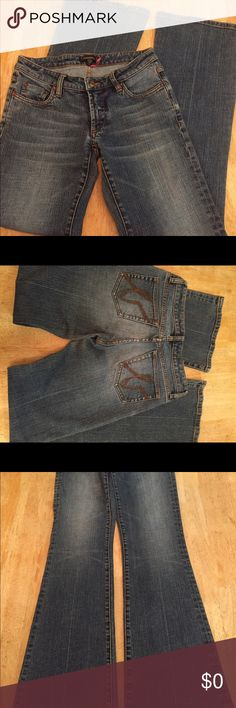 bebe flare jeans bebe flare jeans size 27 inseam 315 made with fabric