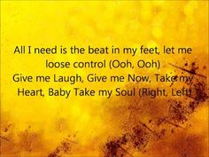 Little Mix - Stereo Soldier (Lyrics Video)