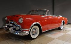 1953 Packard Caribbean Convertible...Re-pin brought to you by agents at #HouseofInsurance #Eugene, Oregon for #carinsurance.