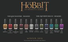 The Hobbit OPI