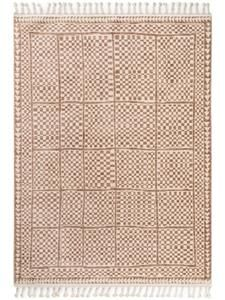 Covoare in stil scandinav si nordic Console, High Pile Rug, Beige, Round Rugs, Color Trends, Living Spaces, Weaving, Flooring, Modern
