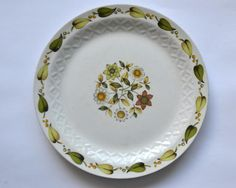 Vintage Alfred Meakin England dinner plate by vitbich on Etsy