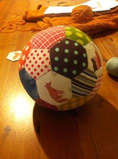 Balonek | střih + návod | en