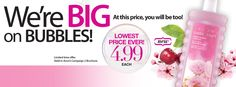 To order : Call Big_on_Bubbles_cover_e. Avon Rep, Cool Things To Buy, Bubbles, Campaign, Messages, Bubble Baths, 10 Pm, January 8, Canada