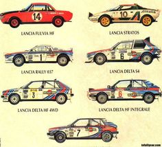 Lancia World Rally Champions Classic Motors, Classic Cars, Lancia Delta S4, Carros Suv, Rallye Automobile, Martini Racing, Car Posters, Racing Team, Car Painting