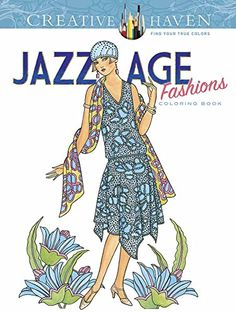 Creative Haven Jazz Age Fashions Coloring Book (Adult Coloring) by Ming-Ju Sun http://www.amazon.com/dp/0486810496/ref=cm_sw_r_pi_dp_Oabbxb0ZGEFBD