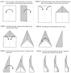 Peterson's Pad: Paper Airplane Learning