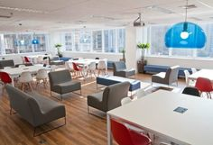 Though open-plan offices are growing in popularity, there are still several concerns surrounding that form of office design. These are the top pros and cons.