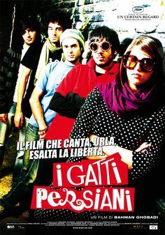 I gatti persiani, in onda martedì 10 luglio alle 15:40 su Rai Movie.