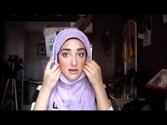 Hijab Tutorial #24 (QUICKEST Hijab Tutorial  'On the GO')