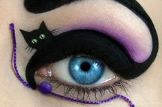 Makeup Eye Looks Top 20 Beautiful And Sexy Eye Makeup Looks To Inspire You. Makeup Eye Looks 30 Glamorous Eye Makeup Ideas For Dramatic Look Style Motivation. Makeup Eye Looks 25 Gorgeous Eye Makeup Tutorials For Beginners Of Makeup… Continue Reading → Crazy Eye Makeup, Cute Eye Makeup, Halloween Eye Makeup, Makeup Eye Looks, Halloween Eyes, Creative Makeup Looks, Eye Makeup Art, Cat Makeup, Eye Makeup Tips