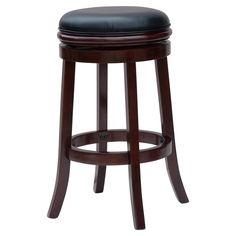 Have to have it. Boraam Backless Swivel Bar Stool - $96.99 @hayneedle