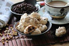 Meringue Chocolate Chips Cookies