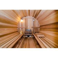 Almost Heaven Saunas LLC Weston 6 Person Sauna