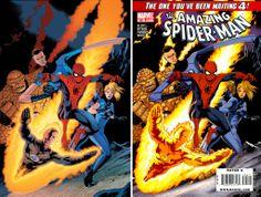 the amazing spider man #590 cover   ... Amazing Spider-Man #590 Solicitation Title: The Amazing Spider-Man