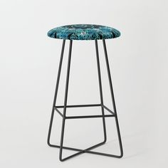 Multnomah Falls Iii Kitchen Bar Stool by Hannah Kemp - BlackThanks for this post.Take your seats. Our bar stools, made with durable steel and vegan leather, will breathe new life to any blah kitchen. Pull them up to a counter at your# Bar Green Bar Stools, Modern Bar Stools, Pub Chairs, Dining Room Chairs, High Chairs, Eames Chairs, Garden Chairs, Painted Bar Stools, Home