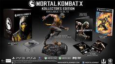 Mortal Kombat X Kollector's Edition - EB Games Australia