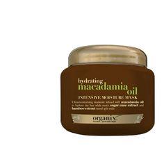 Organix Macadamia Oil Saç Bakım Maskesi 236 ml Ağırlık hissi bırakmadan derinlemesine nemlilik sağlayarak,saçları güçlendirip besler.