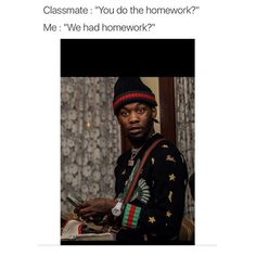 This was me all the time in high school. Luckily the roles flipped around in college and I started using planners lol.