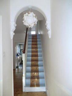Victorian Terraced house - Hallway