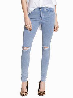 Lexy - Dr Denim - Denim - Jeans - Klær - Kvinne - Nelly.com