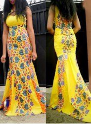 Maxi Dresses For Women   Cheap Striped Maxi Dresses Online At Wholesale Prices   Sammydress.com Page 4