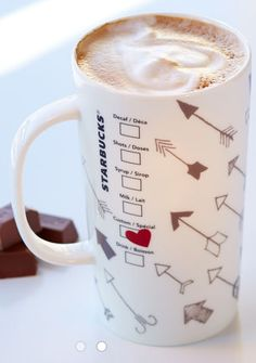 Shop Starbucks online Canada store for coffee beans, tea, coffee makers, mugs and tumblers and more. But First Coffee, Coffee Love, Coffee Cups, Coffee Break, Pretty Mugs, Cool Mugs, Starbucks Coffee, Valentines Day, Funny Valentine