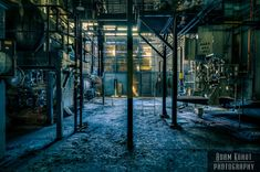 Abandoned Industrial Building.  Urbex urban by UrbanDecayPhotos, $15.00