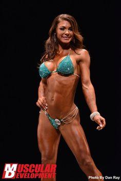 Chaundra Bagwell | Fitnes bikini competitors | Pinterest ...
