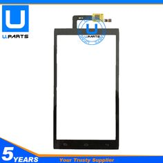 """5"""" Touch Screen For Micromax Canvas Juice 2 AQ5001 Black Sensor Digitizer Panel 1PC/Lot"""