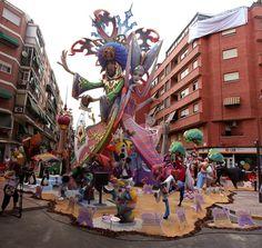 Falla Carlolinas Altas de Pere Baenas (2009)