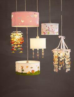 Stars Hanging Lampshade