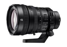 Sony Alpha E-Mount FE G OSS PZ Zoom Lens. Sony Alpha E-Mount FE G OSS PZ Zoom Lens with Built-inOptical SteadyShot image stabilization adds to the extraordinary performance of this outstanding lens. Nikon D3100, Sony A6000, Equipment For Sale, Audio Equipment, Camera Equipment, Sports Equipment, Sony Camera, Digital Camera, Camera Rig