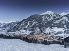 Views like this are giving us goosebumps. Welcome to Bad Hofgastein Bad, Mount Everest, Mountains, Nature, Travel, Ski, Voyage, Viajes, Traveling