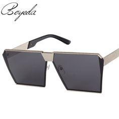 $8.15 (Buy here: https://alitems.com/g/1e8d114494ebda23ff8b16525dc3e8/?i=5&ulp=https%3A%2F%2Fwww.aliexpress.com%2Fitem%2F2017-New-Fashion-luxury-square-sunglasses-women-brand-designer-celebrity-metal-mens-oversized-sunglasses-mirror-lens%2F32751780544.html ) 2017 New Fashion luxury square sunglasses women brand designer celebrity metal mens oversized sunglasses mirror lens UV400 for just $8.15