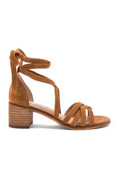 0254eb2c3e1 Hadley suede ankle-strap sandals