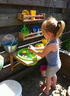 Leuk voor in de zomer buiten voor kinderen