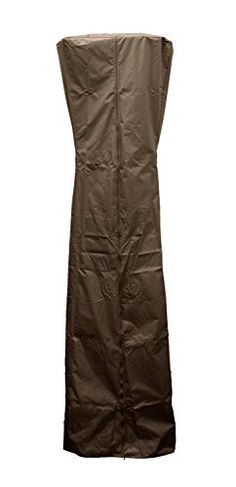 Patio Heater Covers - Lava Heat Italia Outdoor Patio Heater Cover  Mocha * Continue to the product at the image link. (This is an Amazon affiliate link)